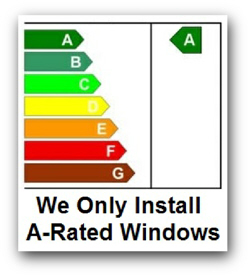 a-rated double glazing, windows and doors at conservatories stoke on trent