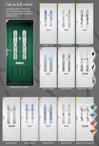 uPVC Doors Stoke-on-Trent - Beautiful uPVC door installation by Conservatories Stoke-on-Trent