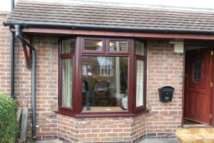 woodgrain upvc windows installed stoke on trent