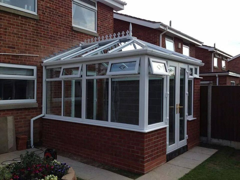 3m x 3m Conservatory with Self Cleaning Active Roof
