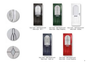 Composite Door Company in Biddulph, Stoke-on-Trent Staffordshire
