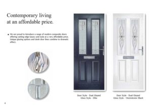 Composite Door Company in Congleton, Cheshire