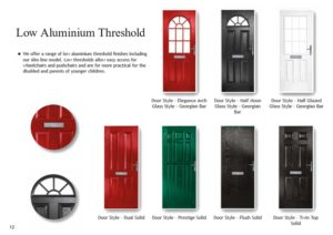 Composite Door Company in Crew, Cheshire