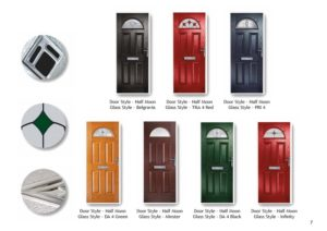 Composite Door Company in Hanley, Stoke-on-Trent, Staffordshire