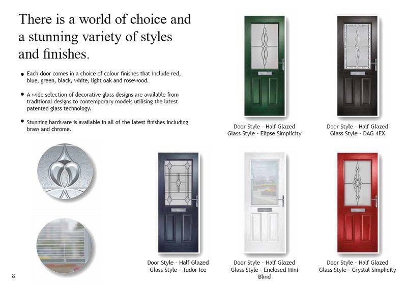 Composite Door Company in Kidsgrove, Stoke-on-Trent, Staffordshire