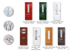 Composite Door Company in Meir, Stoke-on-Trent, Staffordshire