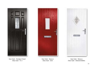 Composite Door Company in Stone, Stoke-on-Trent, Staffordshire