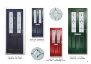 Composite doors Talke, Stoke-on-Trent, Staffordshire