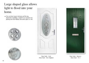 Composite Door Company in Wolstanton, Stoke-on-Trent, Staffordshire