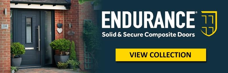 Endurance Composite Door Collection