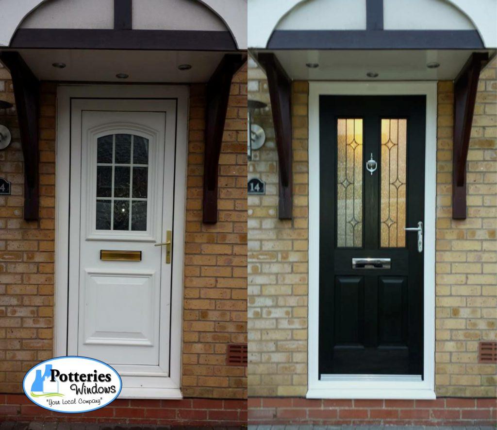 Composite Doors Stoke-on-Trent