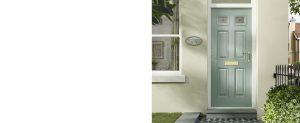 CLASSICAL COMPOSITE DOOR