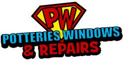 POTTERIES WINDOWS REPAIRS logo