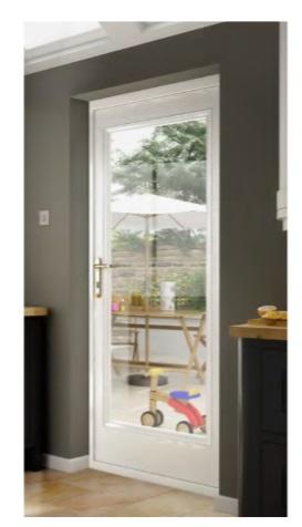 COMPOSITE GLASS DOORS STOKE ON TRENT