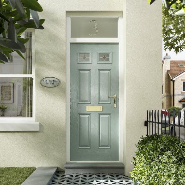 nxt-gen Classical Composite Door Stoke-on-Trent