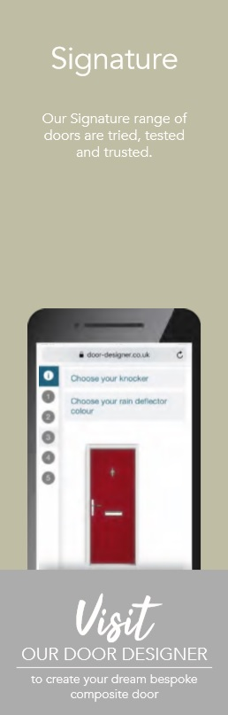 DESIGN YOUR COMPOSITE DOOR ONLINE STOKE-ON-TRENT
