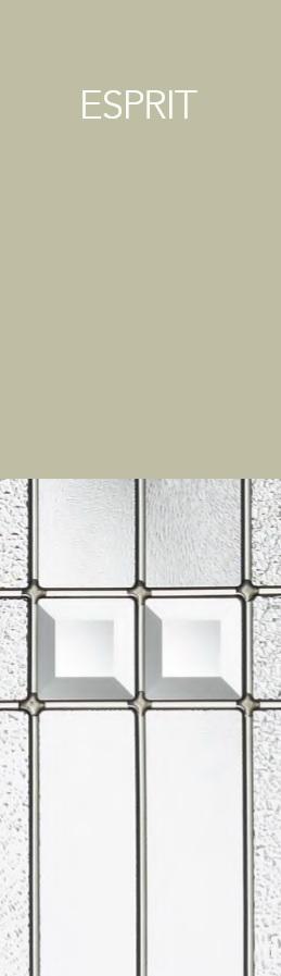 ESPRIT COMPOSITE DOOR PAGE 2 HEADER