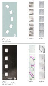 ESPRIT COMPOSITE DOOR STOKE ON TRENT GLASS DESIGNS