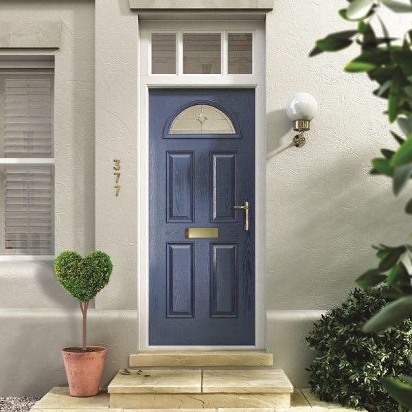 nxt-gen Eclat Arch Composite Door Stoke-on-Trent