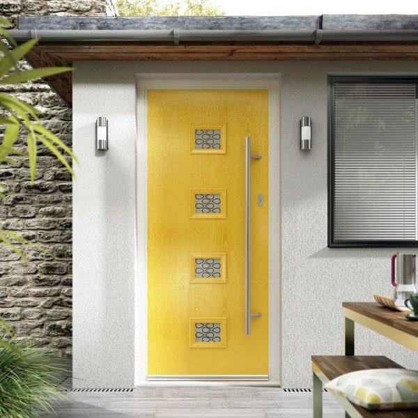 Esprit C17 Composite Door Stoke-on-Trent