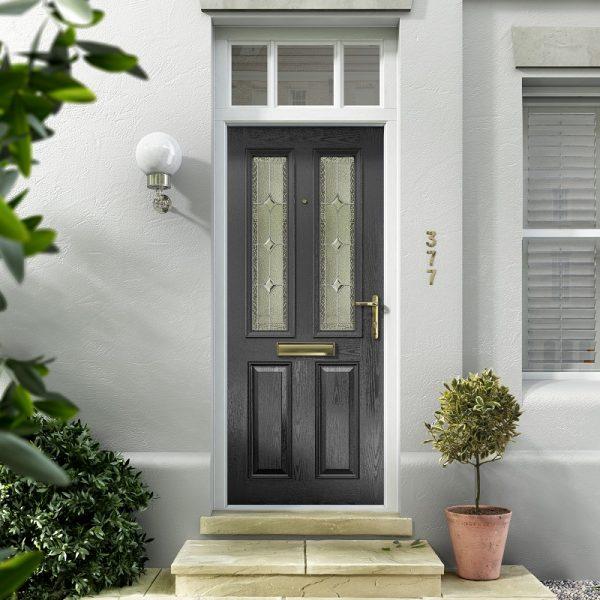 Esteem Composite Door Stoke-on-Trent