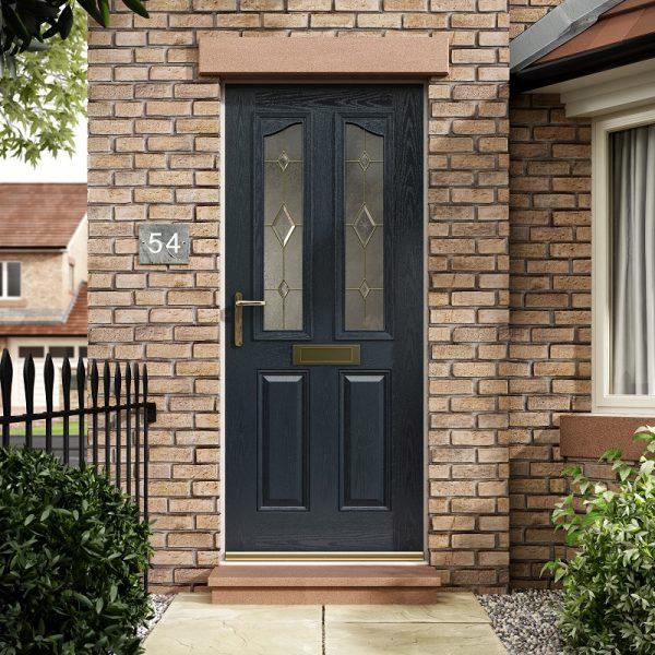 Esteem-Eyebrow-Composite-Door Stoke-on-Trent
