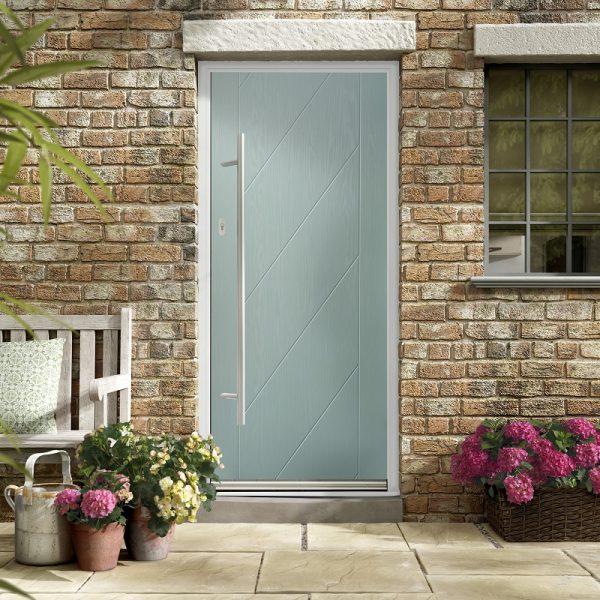 Infinity GD03 Composite Door Stoke-on-Trent