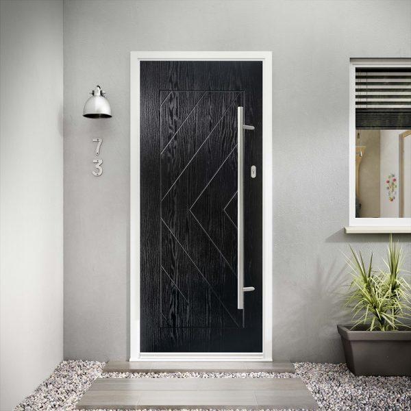 Infinity GD04 Composite Door Stoke-on-Trent