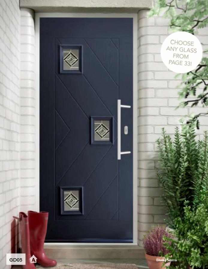 NEW INFINITY RANGE COMPOSITE DOOR MAIN IMAGE PAGE 2