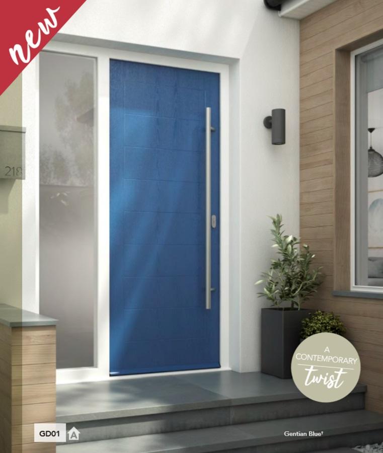 NEW INFINITY RANGE COMPOSITE DOOR MAIN IMAGE