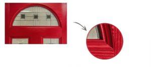 NXT-GEN COMPOSITE DOOR STOKE-ON-TRENT GLASS CASEMENT IMAGE