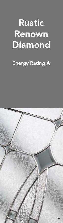 RUSTIC RENOWN DIAMOND COMPOSITE DOOR STOKE ON TRENT