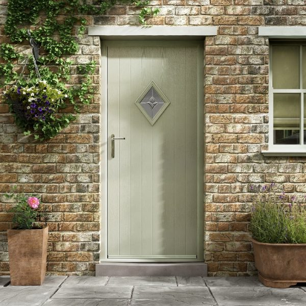 Renown-Diamond composite door Stoke-on-Trent