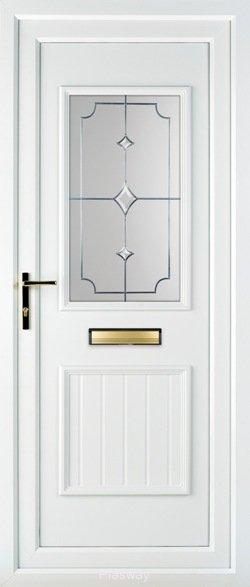 Amazon uPVC Door panel Stoke-on-Trent