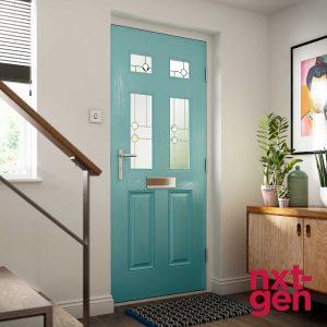 nxt-gen-Classical-Half-Glazed composite door