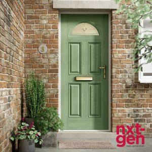 nxt-gen-Eclat-Arch composite door Stoke-on-Trent