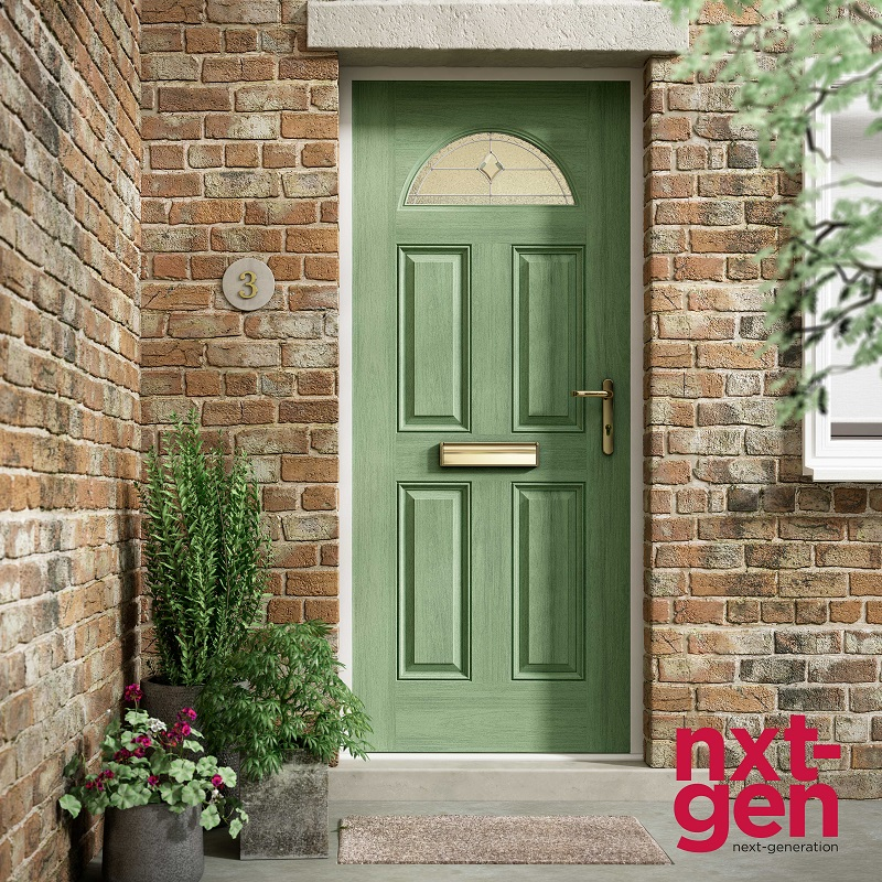 nxt-gen-Eclat-Arch composite door Stoke-on-Trent